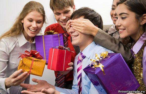 Новогодние поздравления коллегам от руководителя