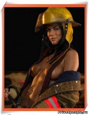 порно фото девушек из службы спасения