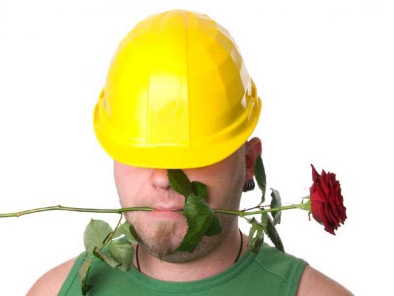 Поздравительные открытки для строителей