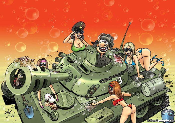картинка день танкиста