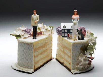 Смешные стишки про развод