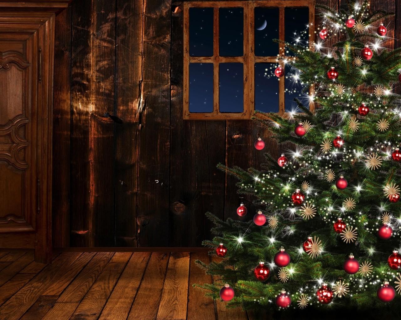 Новогодние Картинки На Рабочий Стол 2019 1280х1024