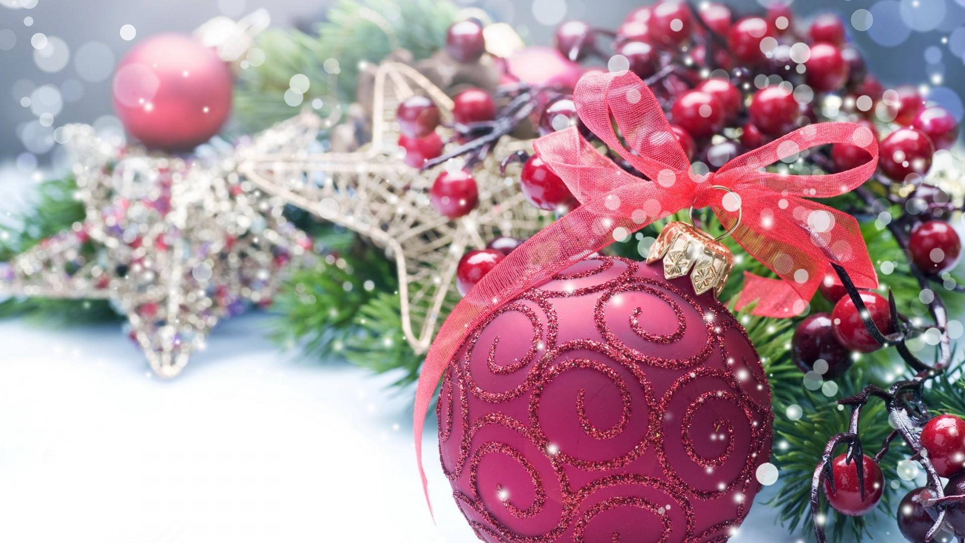 Красивые зимние новогодние картинки