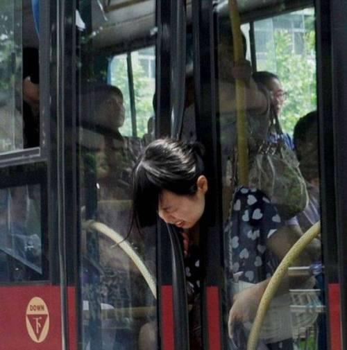 Китайский общественный транспорт