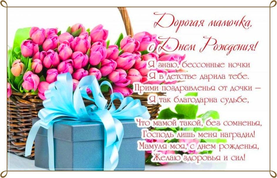 Открытка поздравительные, красивые картинки про день рождения мамы