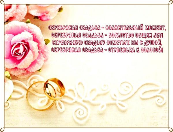 Прикольные поздравления с серебряной свадьбой в картинках, наложить открытку фотографию