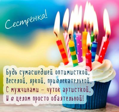 Поздравления с Днем рождения Алене в стихах 55